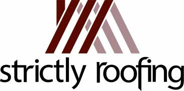 Strictly Roofing logo